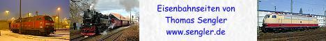 Link zur Eisenbahn-Homepage von Thomas Sengler